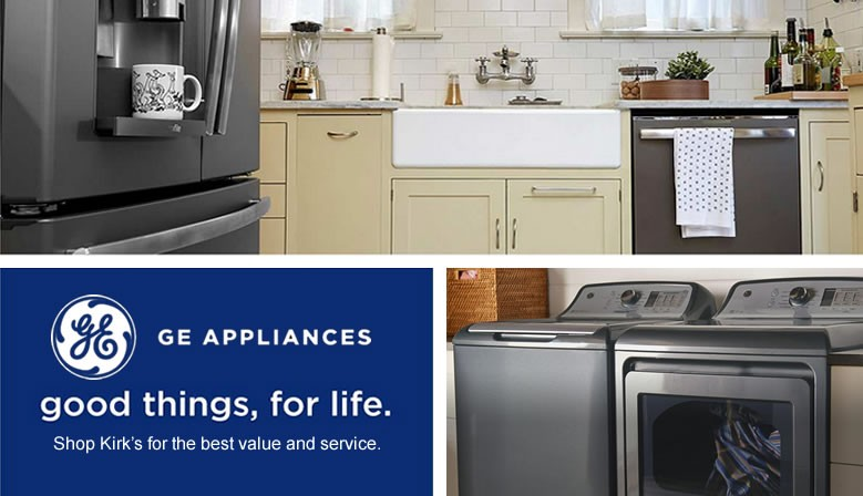 GE Appliances at Kirk's